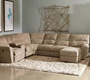 recliner sofa sectional microfiber reclining sectional create so much coziness