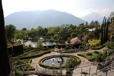 i giardini di sissi primavera nei giardini di sissi a merano easyviaggio