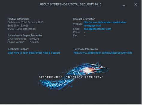 reset bitdefender total security 2016 download full 30 day trial versions of bitdefender 2016