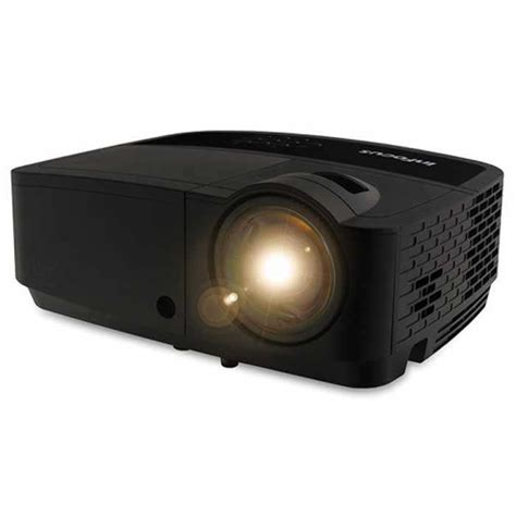 Projector Infocus Epson infocus in124sta throw xga 3d 3300 lumens dlp projector