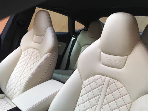 quilted leather seats 2013 audi s7 road test automiddleeast