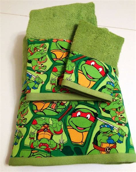 tmnt bathroom set 25 best ideas about towel set on pinterest hand towel