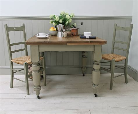 distressed kitchen table by distressed but not forsaken