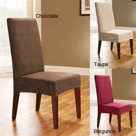 Dining Room Chair Seat Slipcovers Chair Covers For Dining Room Chairs Large And Beautiful Photos Photo To Select Chair Covers