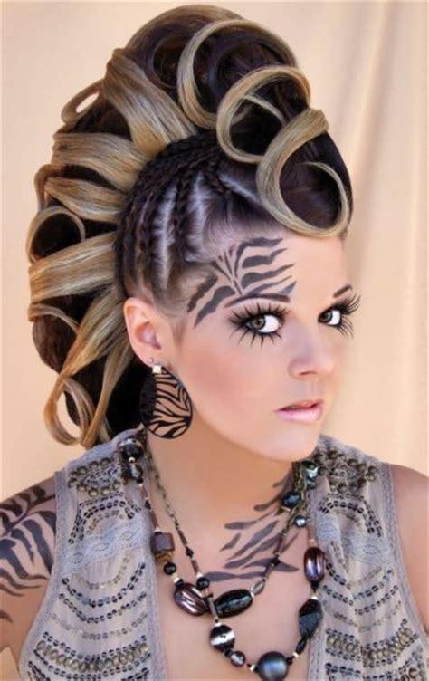 womens haircut fantasies punky women hair styles http sakurasite com punky