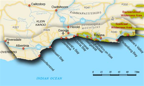 Garden Route Itinerary Ideas Route Map South Africa My
