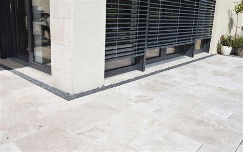 terrasse kaufen travertin naturstein terrasse terrassenplatten kaufen