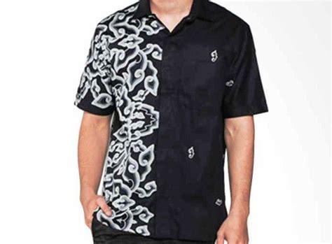 Baju Kemeja Pria Hitam Polos baju batik pria batik aneka 28 images koleksi blouse batik keris chevron blouse muslim