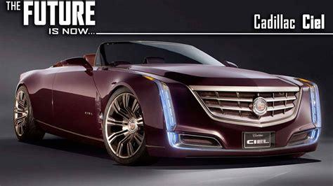 cadillac news road track new cars and 2015 2016 car cadillac ciel concept car in depth future car concept