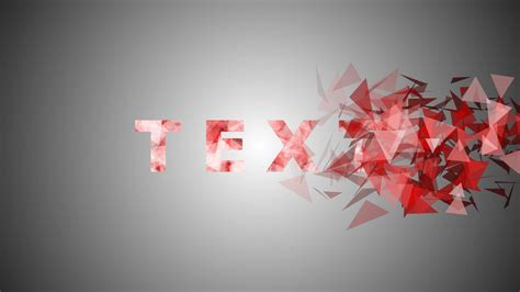 with effects after effects tutorial particles text effects