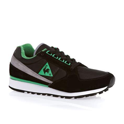 le coq sportif eclat 90 shoes black free uk delivery