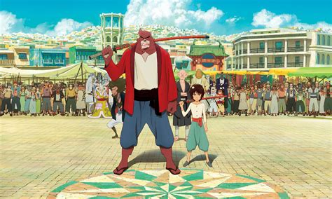 and the beast l the boy and the beast la recensione darkside cinema