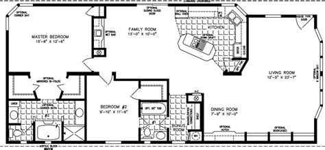 the tnr 1581b manufactured home floor plan jacobsen homes