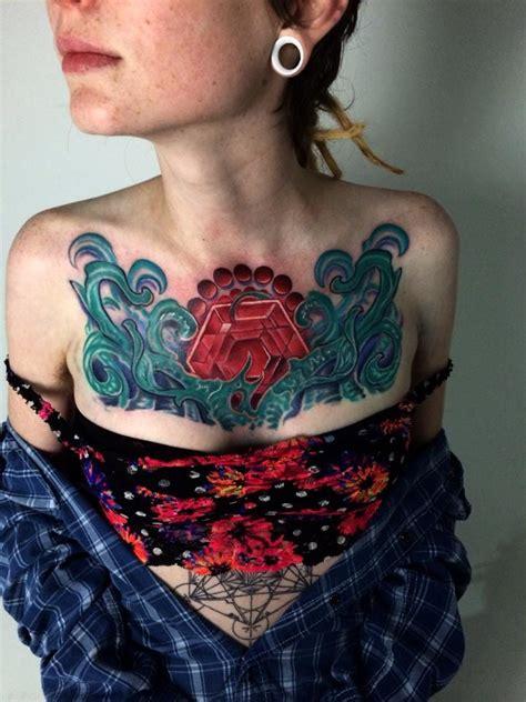 16 badass bio organic tattoos tattoodo