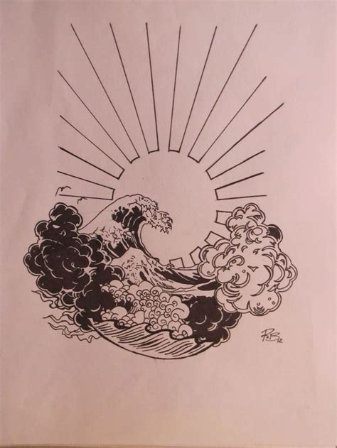 japanese sunrise tattoo designs best 25 japanese sun ideas on japanese
