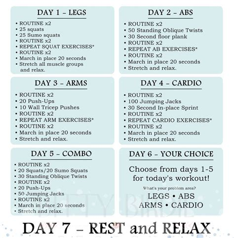 best 25 7 day workout workout plans for men www imgkid com the image kid has it