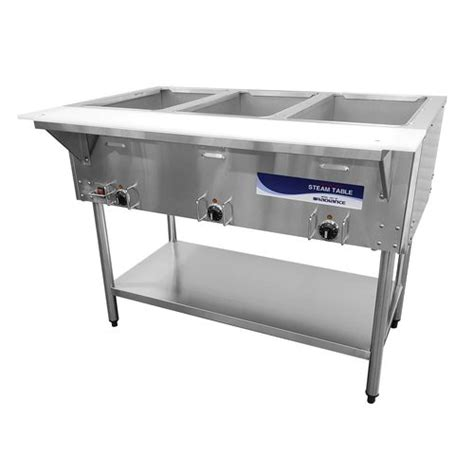 Electric Steam Table by Turbo Air 2 250 Watt Electric Steam Table Free