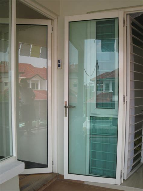 Glass In Doors Glass Door Aluminium Door Tempered Glass Door