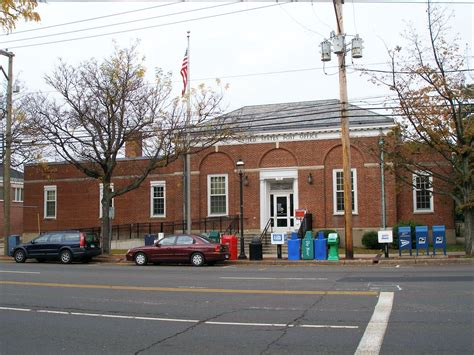 photo fairfield post office jpg fairfield southport