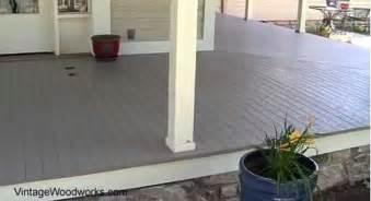porch flooring porch decking materials building a porch