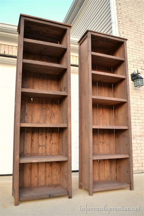 make your own bookshelves how to make bookshelves