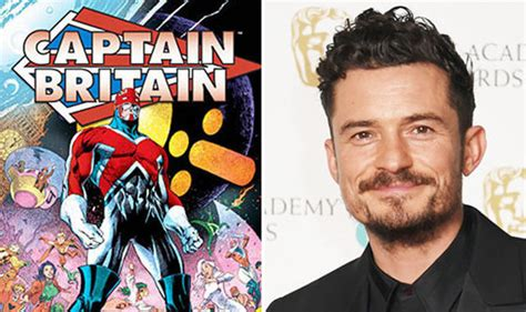 orlando bloom marvel orlando bloom to play captain britain with uk avengers
