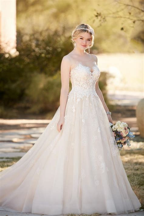 wedding dresses d2126 wedding dress from essense of australia hitched co uk
