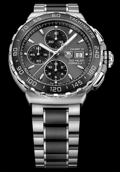 Tagheuer F1 Cal 16 tag heuer formula 1 calibre 16 automatic chronograph