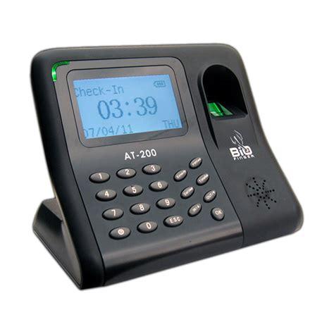 jual bio finger at 200 fingerprint mesin absensi