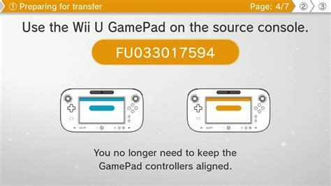 wii console versions nintendo wii u support system transfer
