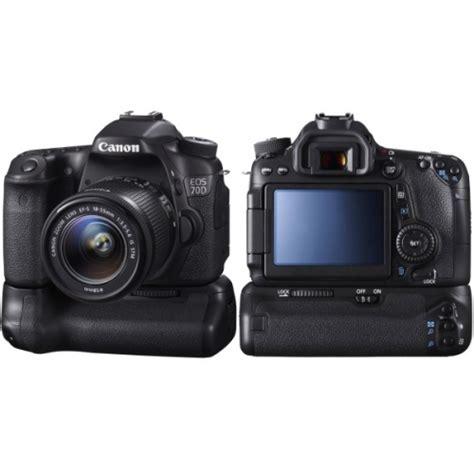 Battery Grip Bg E14 For Canon 70d canon bg e14 battery grip pro eos 70d centrum foto蝣koda