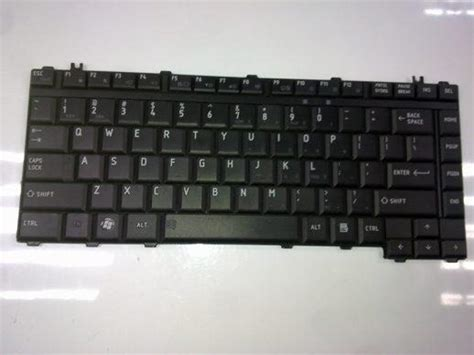 Keyboard Laptop Toshiba L310 Toshiba Satelite L310 Laptop Keyboard Spare Part Perak