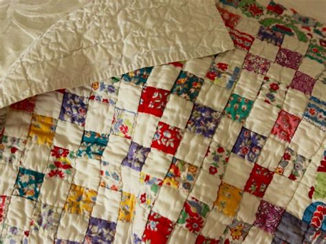 Doll Quilt by Antique Doll Quilt