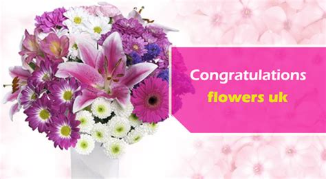 Wedding Congratulations Flowers Uk by And Caring Flowers Are Made For It Flower Gift
