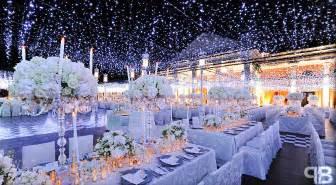 Pics photos winter wonderland themed wedding jpg