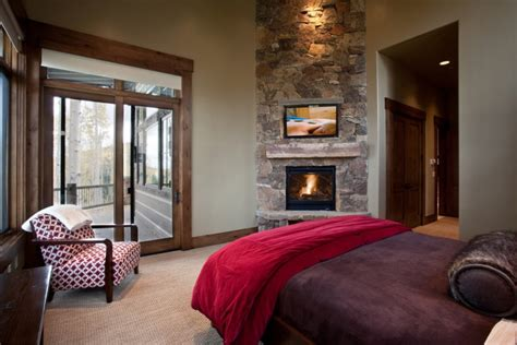 fireplace for bedroom 19 stone fireplace designs ideas design trends
