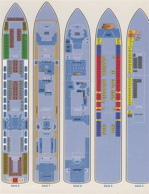 layout jade norwegian jewel deck plan