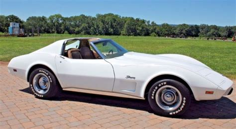 1975 Used Chevrolet Corvette Coupe With T Tops At Dixie Cars Serving Duluth Ga Iid 1356383 1975 Corvette Coupe Number Matching White T Tops