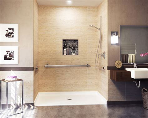 Bathroom Aging In Place 3 Stylish Aging In Place Bathroom Features Mjn And