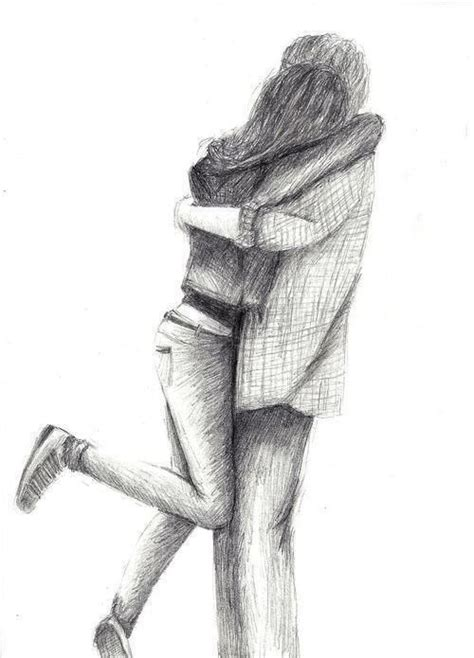 cute hug themes the 25 best ideas about cute couple sketches on pinterest