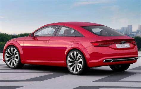 audi four door sedan audi tt four door style could happen in electric form