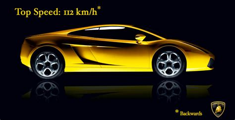 Lamborghini Ads Lamborghini Top Speed Ads Of The World