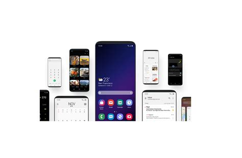 Samsung One Ui by Samsung S One Ui For The Galaxy S9 And Galaxy Note 9 Unveiled