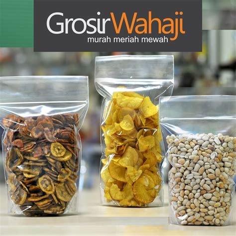 Toko Plastik jual plastik kemasan makanan ringan plastik keripik