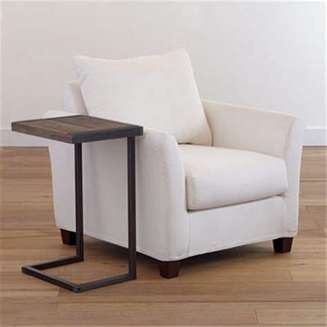 Laptop Side Table Laptop Table Metal Edges Modern Side Tables And End Tables By Cost Plus World Market