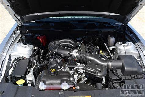 2013 mustang v6 engine flickr photo