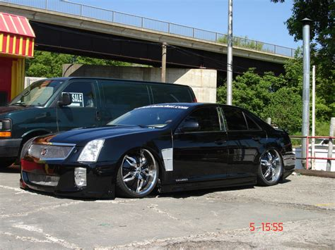custom rubber sts large cocaines 2005 cadillac sts specs photos modification