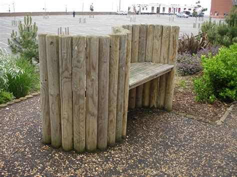 Railway Sleepers Norfolk by Landscaping Poles For Fencing Signs And Structures