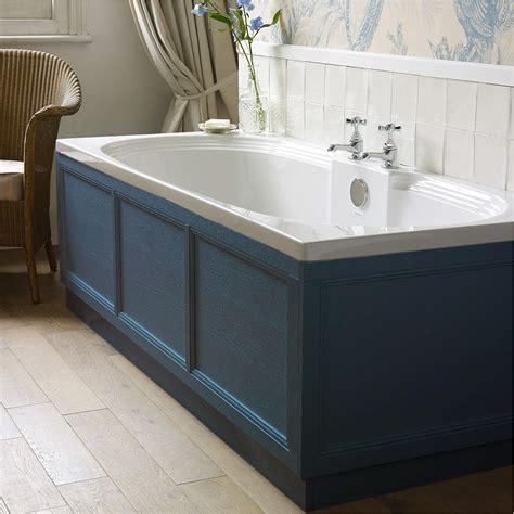 england traditional  indigo bath panel