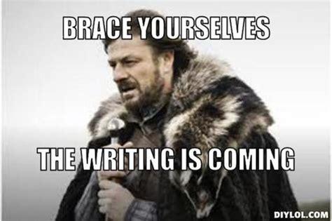 Meme Writing Generator - memes xomandirito by amanda cramer